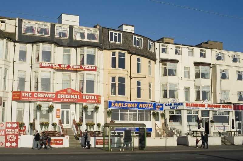 Free Stock Photo Of Blackpool Front Photoeverywhere