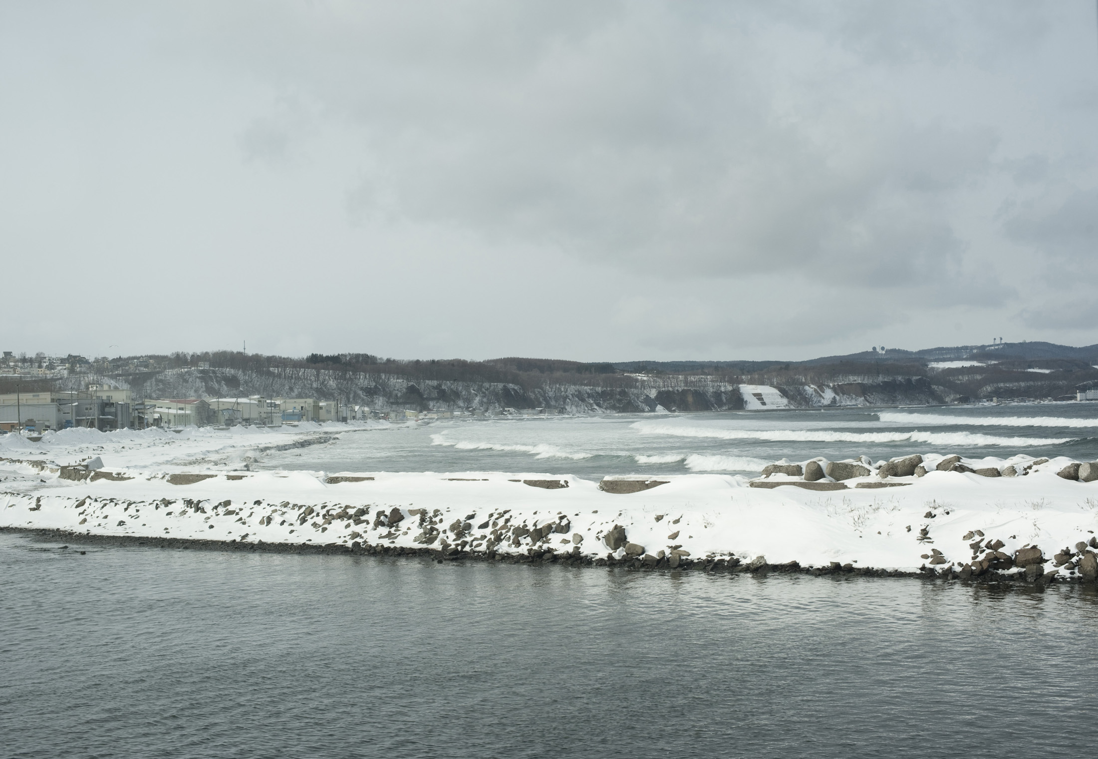 Free stock photo of abashiri coast photoeverywhere for Winter vacation east coast