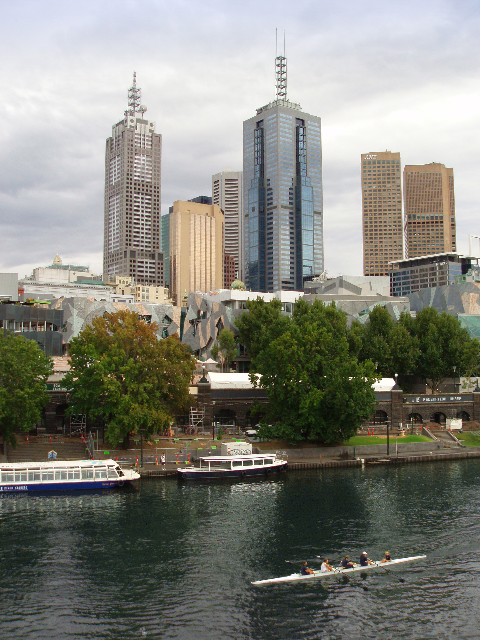 Learn rowing in melbourne