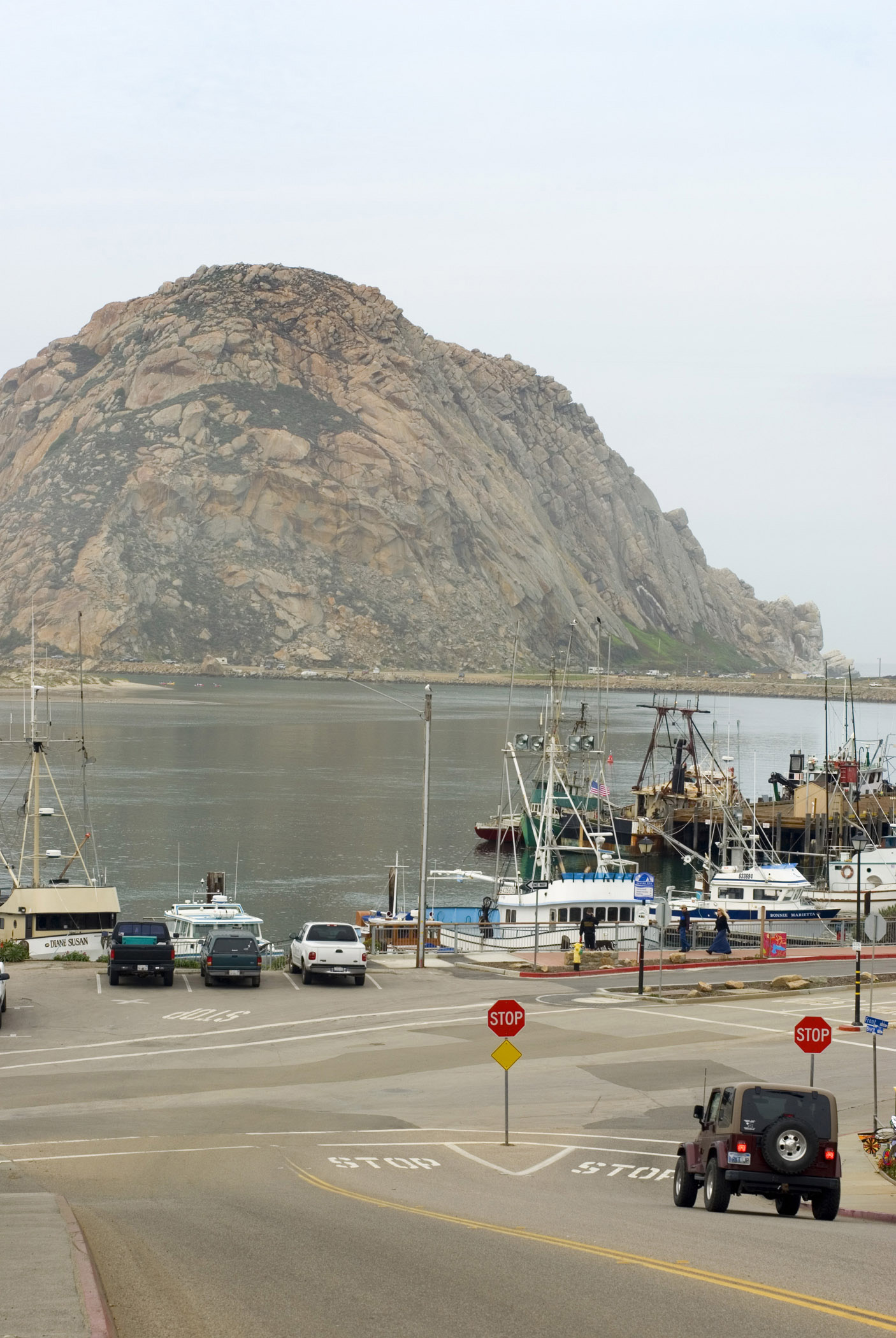 The seaside village of Morro Bay is a picture-perfect getaway for travelers seeking outdoor adventures and a gorgeous natural setting.