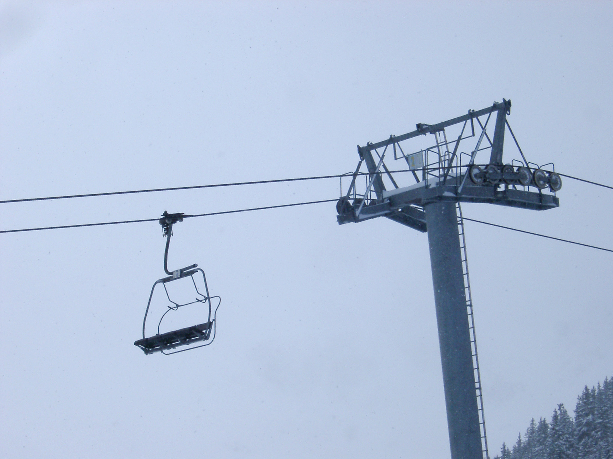 Free Stock photo of Cable car or Alpine chair lift