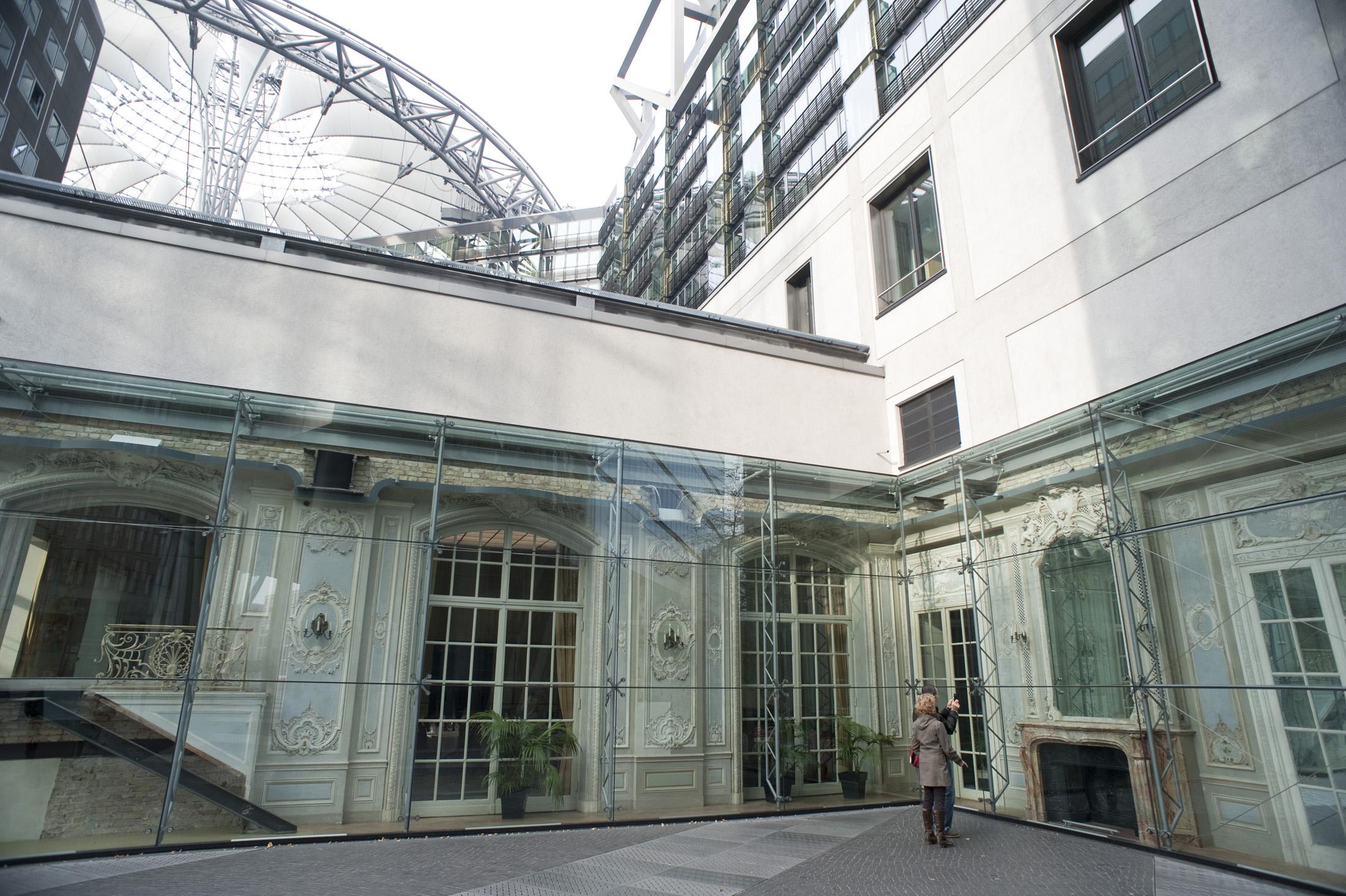 Hotel Berlin Esplanade